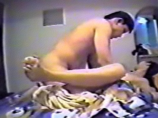 Gallery 22. Indian couple enjoying sex in their bedroom