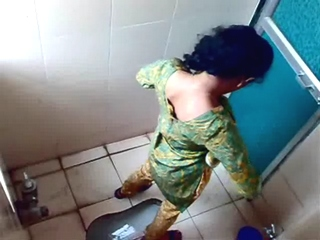 Gallery 281. Exciting girl cought in toilet