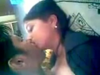 Gallery 324. Mobile video of indian couple kissing and licking