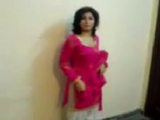 Gallery 379. Beautiful Punjabi girl looking very hot in pink dress.