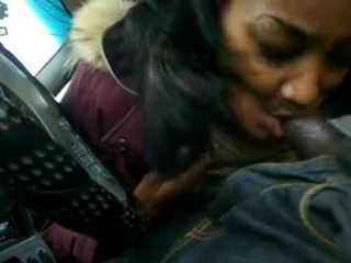 Gallery 789. Indian girl neha penish sucking her boss penish in his car