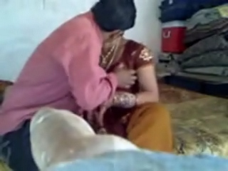 Gallery 904. Newly married bhabhi make love by her hubby in kitchen