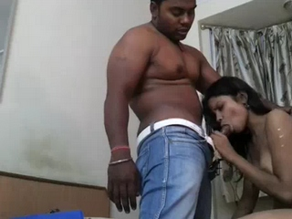 Gallery 926. Indian girl blowjob her boyfriend big dick