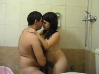 Gallery 927. Indian couple in shower fuck each other heavy and moaning