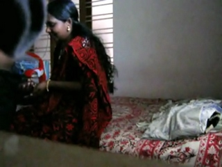 Gallery 979. Bengali bhabhi blow her mans cock and have sex