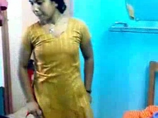 Gallery 995. Dhaka bhabhi changing in front of her cousin friend
